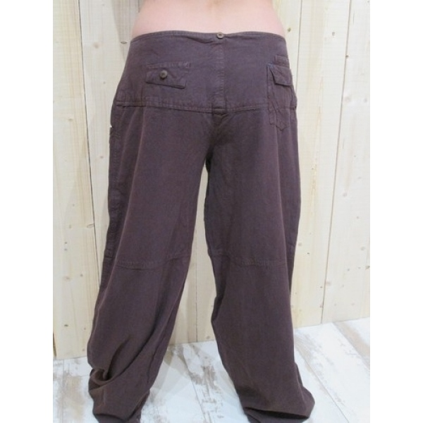 Pantalon Pantalons Choco Femme Indiens Artisanaux Vetements Sympa fm6bgyYv7I